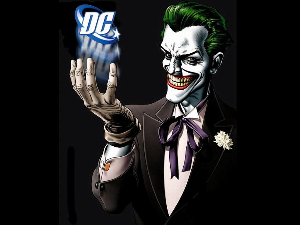 Gambar Gambar Joker Keren 3d