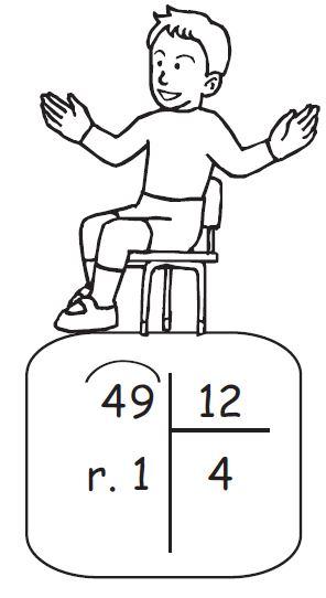 Classe A Colori Divisioni A Due Cifre