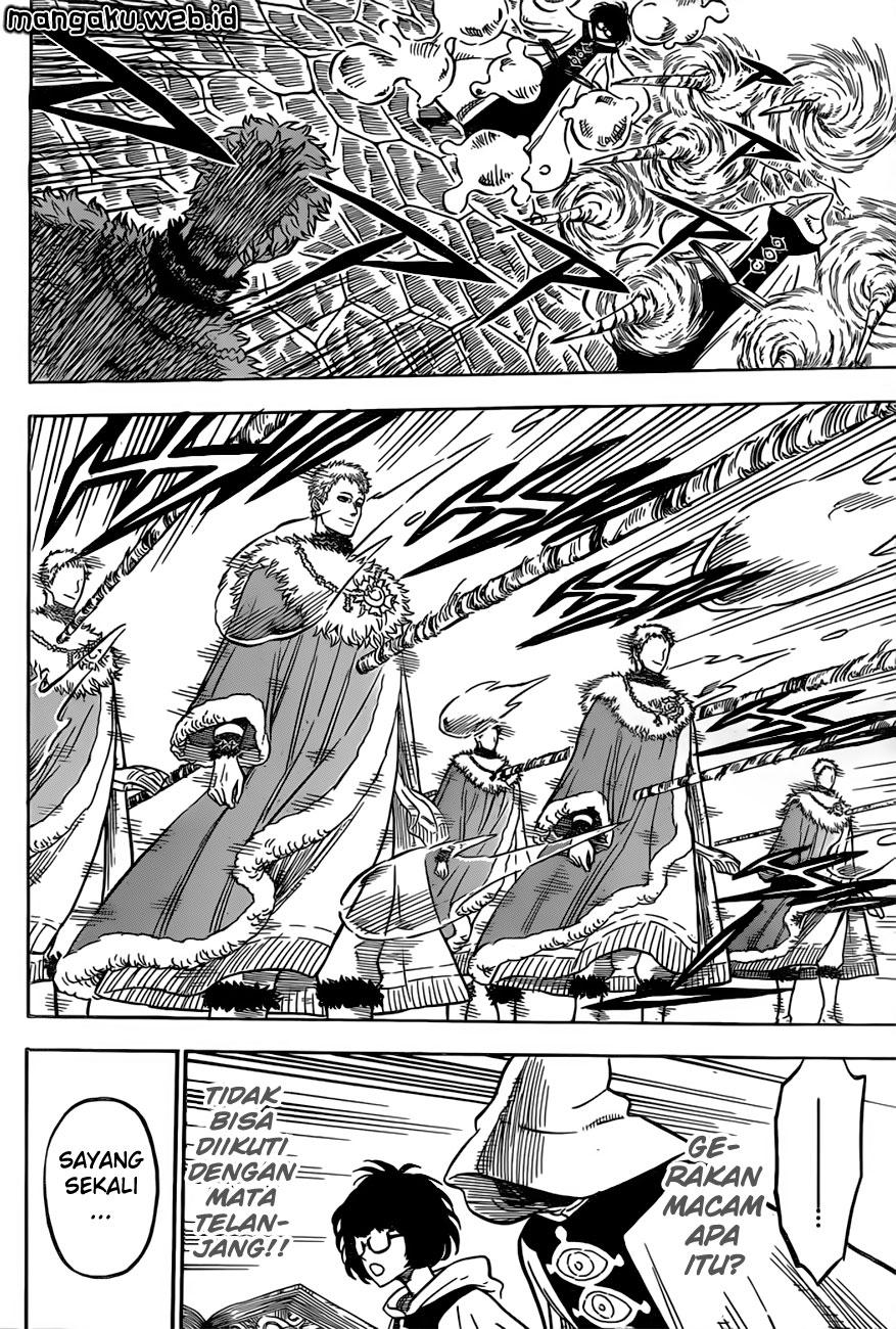 Manga Black Clover Chapter 35 Bahasa Indonesia