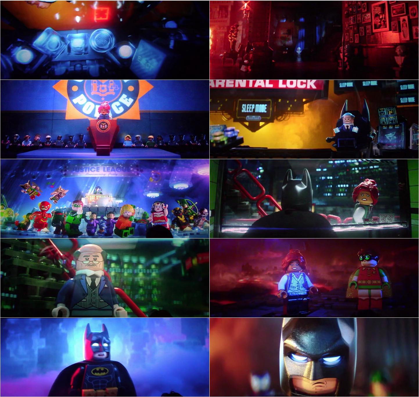 The Lego Batman Movie Screenshot