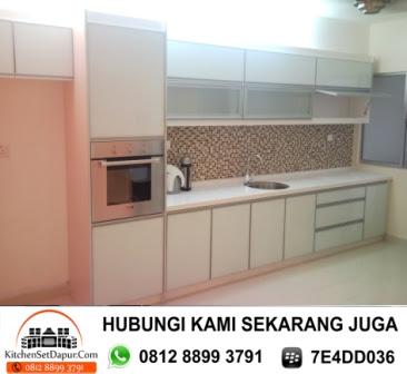 Jasa Kitchen Set Aluminium Di Bogor 0812 8899 3791 0812 8899 3791