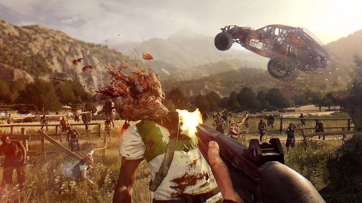 Dying Light, Dying Light: The Following, Techland, зомби, багги