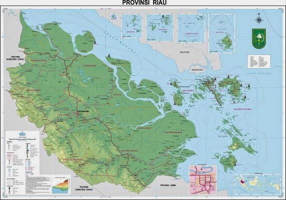 Daftar Wisata Di Riau