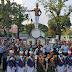 Begini Kemeriahan Saat Kapolda Sulsel Saksikan Penampilan Drum Band Taruna TNI AU