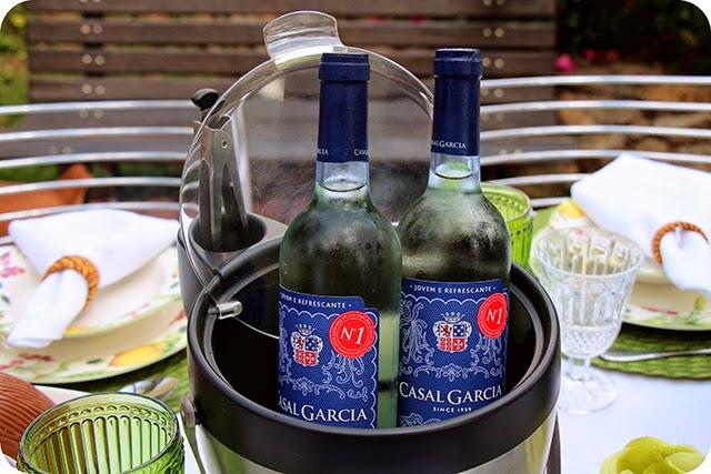 Vinho Verde Casal Garcia