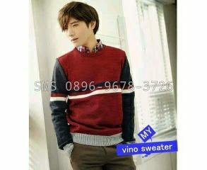 sweater-s keren merah