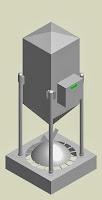 jual automatic fish feeder
