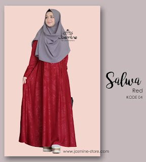 Gamis Jasmine Salwa Dress 04