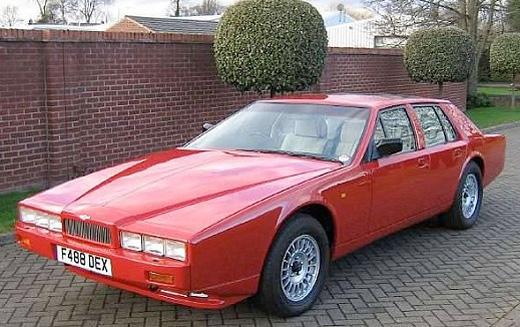 vongestern Blog: Gebrauchtwagen des Tages: Aston Martin ...