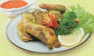Ayam Panggang Khas Riau
