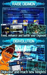 Download DigimonLinks APK MOD DATA