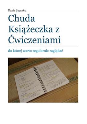 kreatywne pisanie, ćwiczenia, Kasia Szyszko, powieściologia, ArtMagda, recenzja