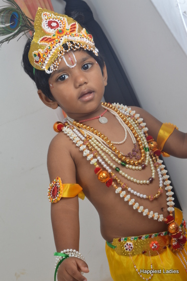krishna dress for 3 yr old
