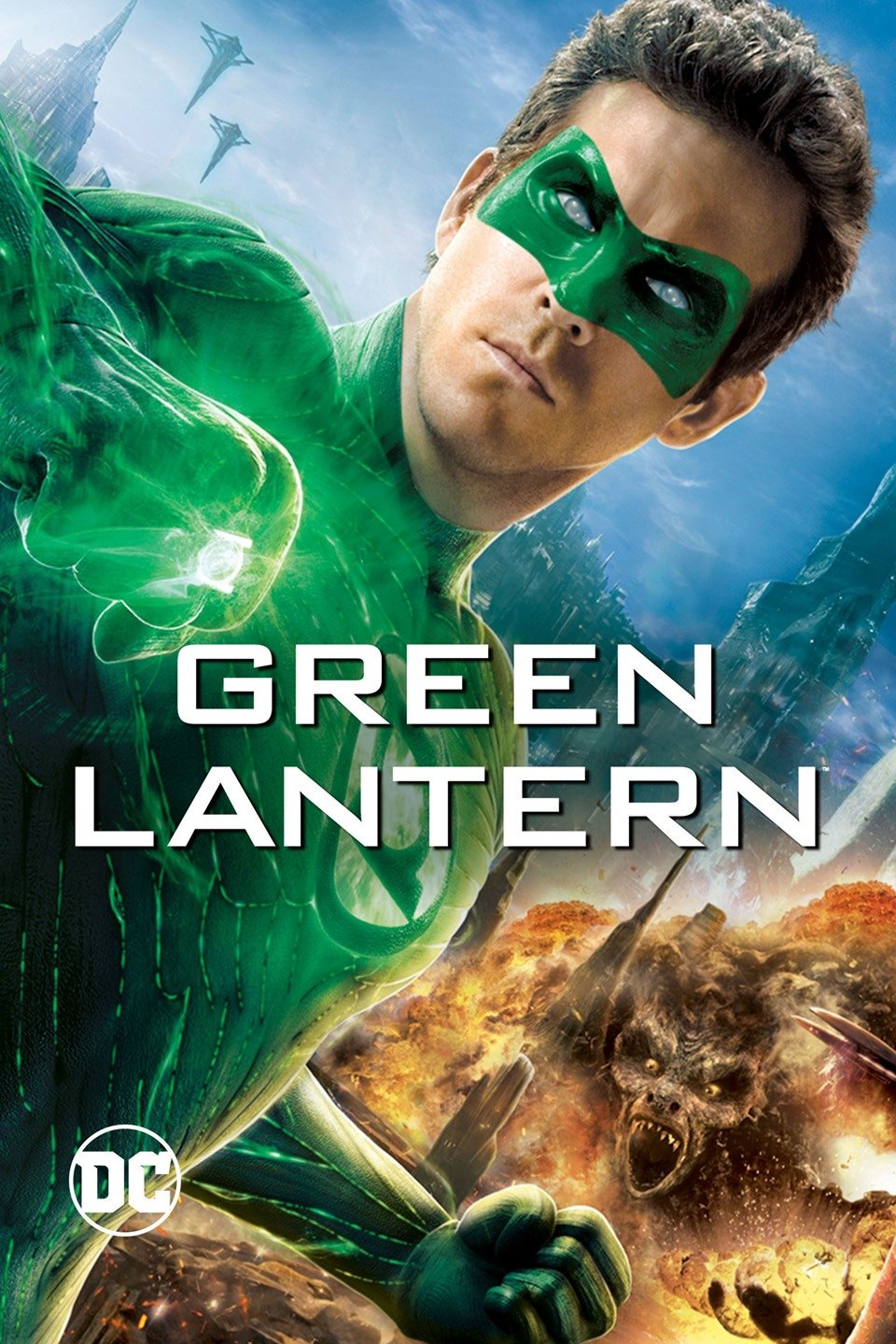 Green Lantern (2011) Dual Audio Hindi 400MB BluRay 480p x264 ESubs