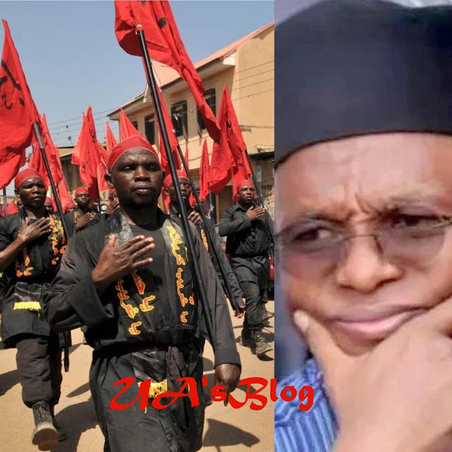 Don't pity El-Rufai, vote him out – Shi'ite tells members