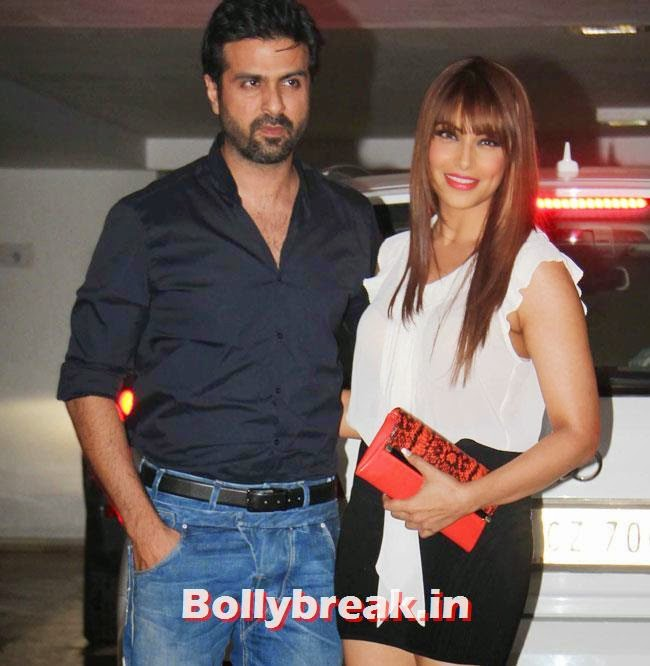 Harry Baweja and Bipasha Basu, Karan Johar Birthday Party Pics 2014