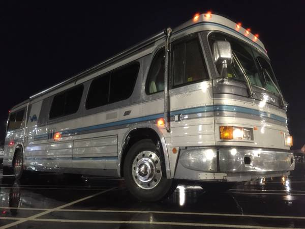 1964 Gm Pd 4106 Bus Conversion Rv Amp Camper
