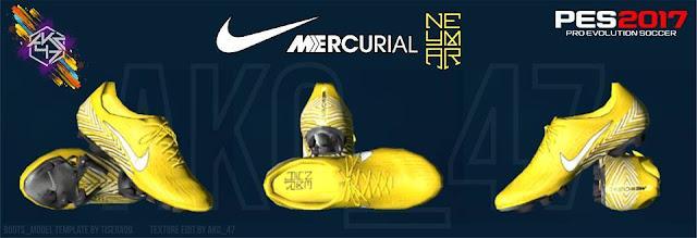 Nike Mercurial Vapor 360 Elite Neymar Meu Jogo PES 2017