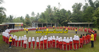 Outbound Anak Jogja Murah