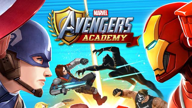 MARVEL Avengers Academy v2.15.0 MOD APK