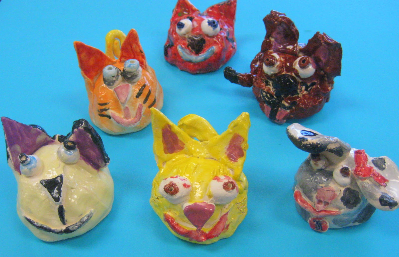 animal clay projects - photo #24