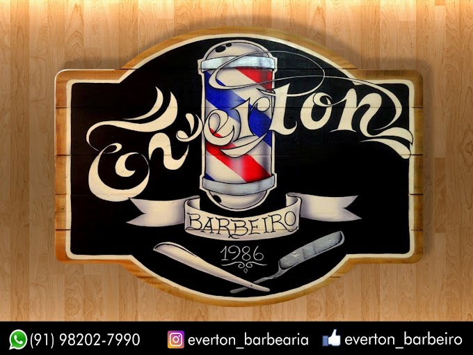 DESTAQUE BARBER SHOP: Everton Barbearia