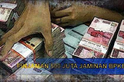 Tabel Angsuran Pinjaman 500 Juta di Bank BRI