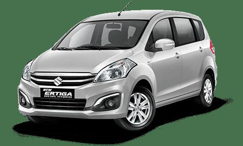 New Ertiga Diesel Hybrid