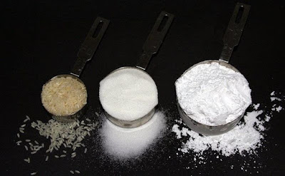 """Τα τρία """"λευκά δηλητήρια"""" στη διατροφή μας"""