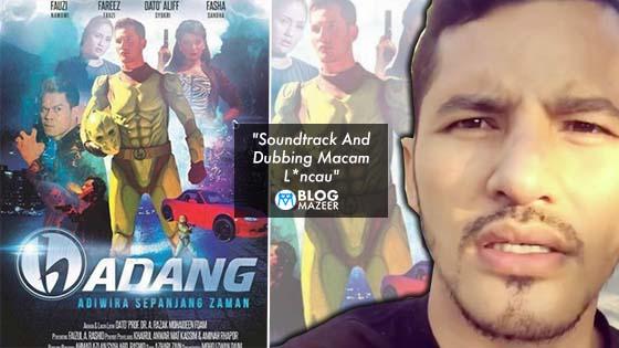 """Soundtrack And Dubbing Macam L*ncau"" - Reviu Filem Badang 2018 Ikhlas Dari Hati Seorang Penggemar Movie"
