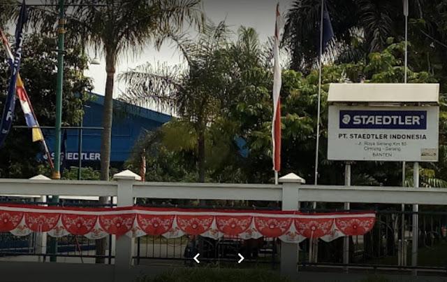 Lowongan Kerja Bagian Warehouse Operator di PT Staedtler Indonesia (Lulusan SMA/SMK/Setara)