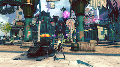 Game PlaystationTerbaru Gravity Rush 2