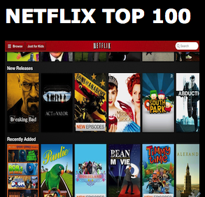 netflix movie list