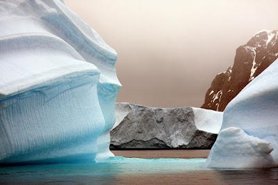 Ketebalan Es di Antartika. Sumber foto: Nori Jemil roughguides.com