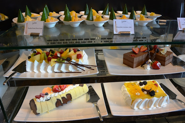 Okura Prestige brunch Bangkok