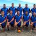 Balonmano | El Barakaldo Mekema debuta con victoria en la Copa de España de balonmano playa