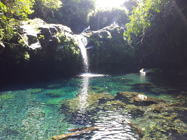 Tempat wisata hits Telaga sunyi baturaden