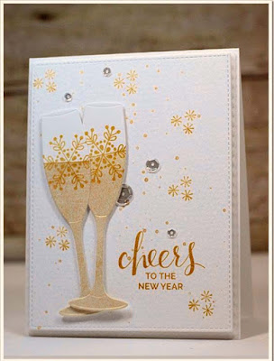 New Year Cards for Family