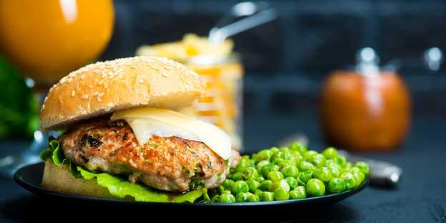 Ultimate Healthy Fast Food Dinner Trick