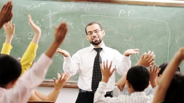 Pentingnya Memiliki Jiwa Mendidik Bagi Seorang Guru