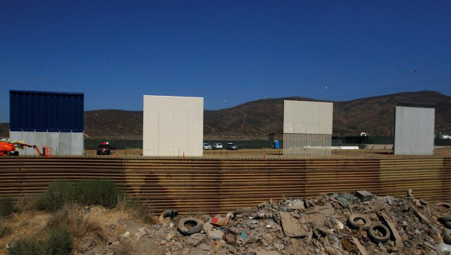 Trump will visit San Diego, see border wall prototypes