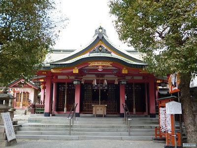 神津神社拝殿