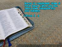 Kumpulan Judul, Isi dan Kerangka Khotbah Kristen Terlengkap