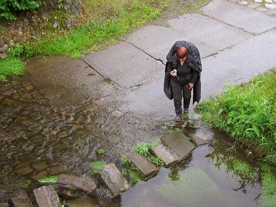 Czerwona Woda w Ujeźdźcu.