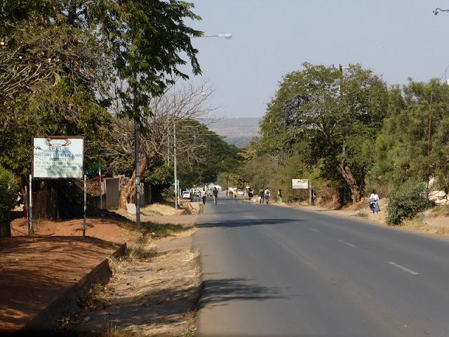 Calle Mutelo, Livingstone