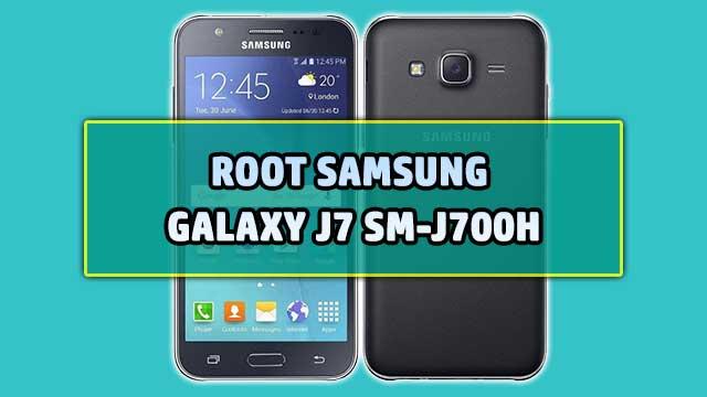 Cómo ROOTEAR Samsung Galaxy J7 3G Duos SM-J700H