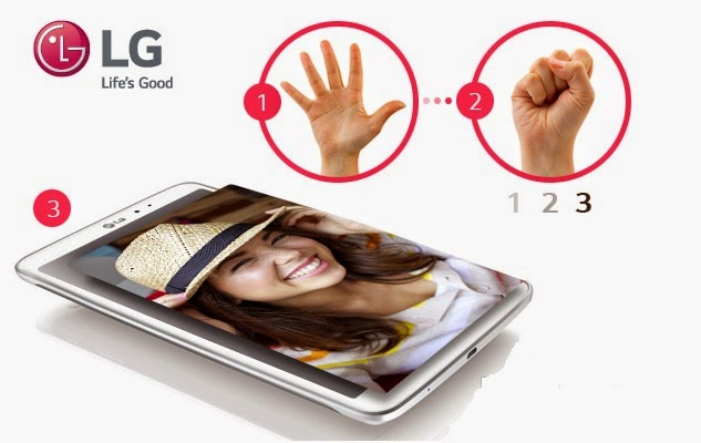 LG G PAD 7.0 Specification and Detailed