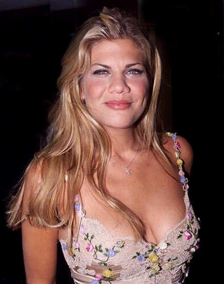 Tape sex kristen johnston