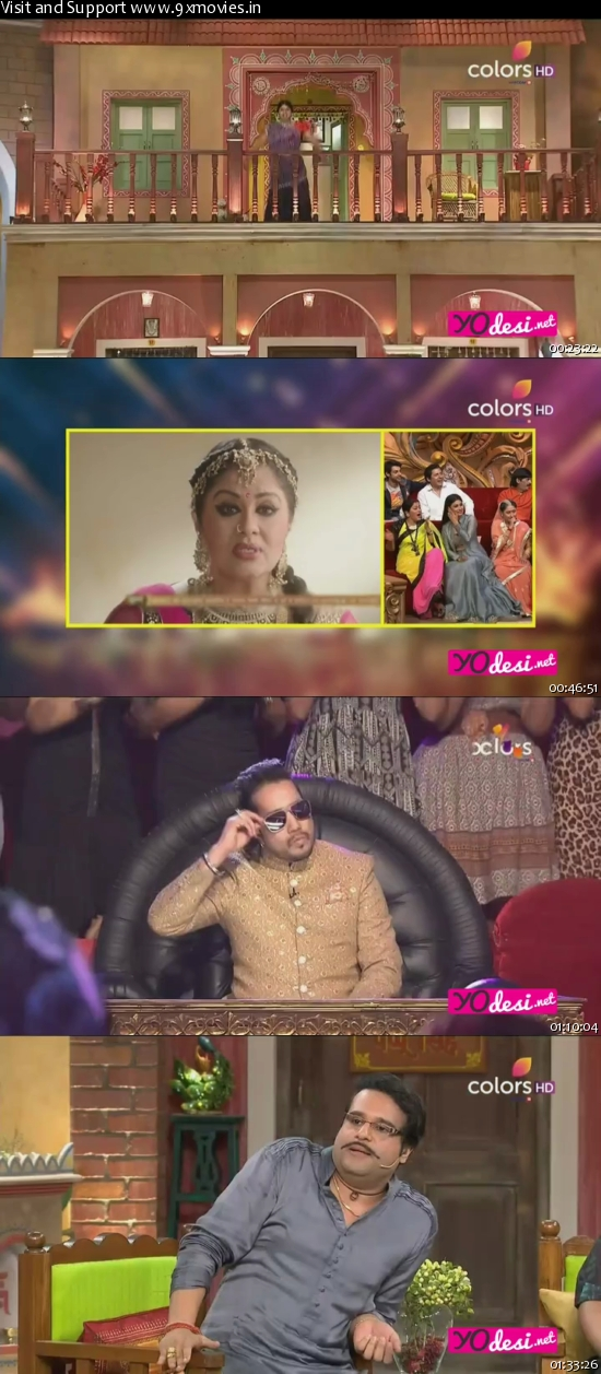 Comedy Nights Live + Bachao 24 April 2016 HDTV 480p