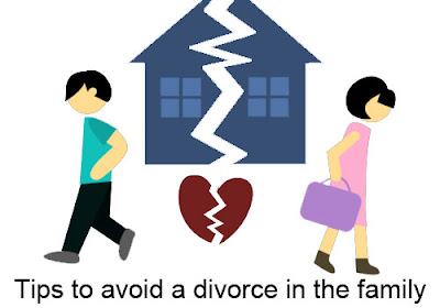 Avoid a divorce